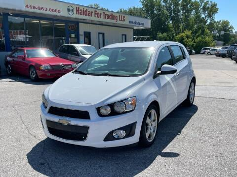 2015 Chevrolet Sonic for sale at H4T Auto in Toledo OH