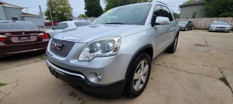 2009 GMC Acadia for sale at LOT 51 AUTO SALES in Madison WI