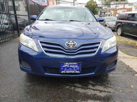2011 Toyota Camry for sale at JFC Motors Inc. in Newark NJ