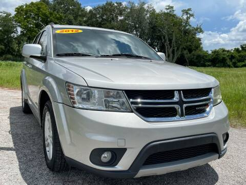 2012 Dodge Journey for sale at Auto Export Pro Inc. in Orlando FL