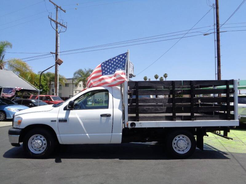 2007 Dodge Ram Pickup 2500 for sale at Pauls Auto in Whittier CA