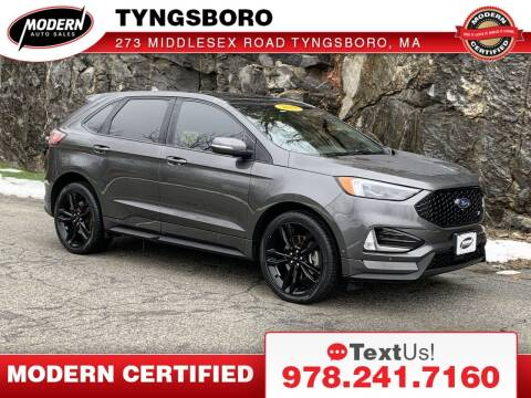 2019 Ford Edge for sale at Modern Auto Sales in Tyngsboro MA