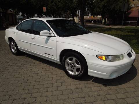 2001 Pontiac Grand Prix for sale at Family Truck and Auto.com in Oakdale CA