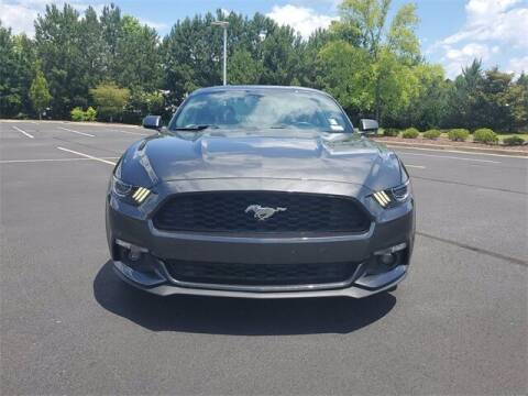 2017 Ford Mustang for sale at Southern Auto Solutions - Lou Sobh Honda in Marietta GA