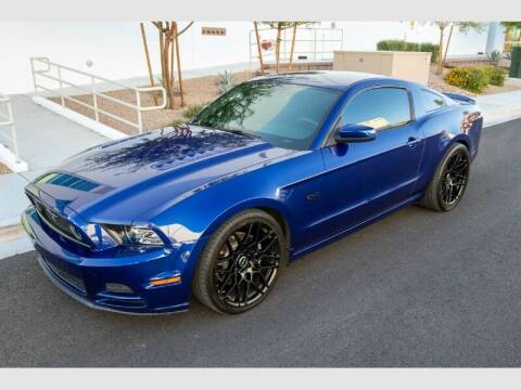 2014 Ford Mustang for sale at REVEURO in Las Vegas NV