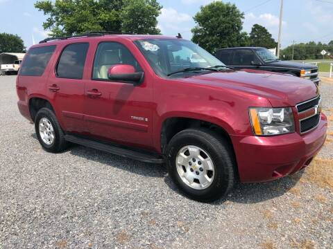 2007 Chevrolet Tahoe for sale at RAYMOND TAYLOR AUTO SALES in Fort Gibson OK