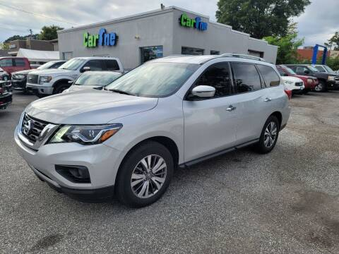 2019 Nissan Pathfinder for sale at Car One in Essex MD