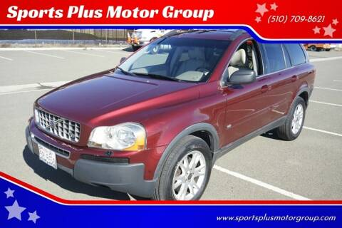 2005 Volvo XC90 for sale at Sports Plus Motor Group LLC in Sunnyvale CA