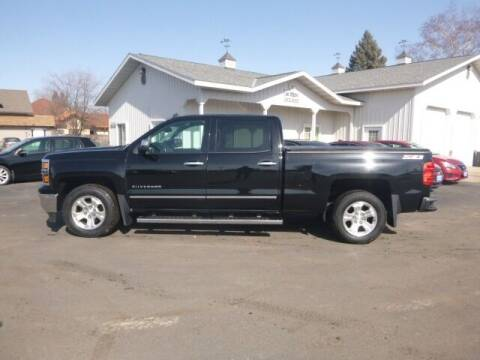 2014 Chevrolet Silverado 1500 for sale at JIM WOESTE AUTO SALES & SVC in Long Prairie MN