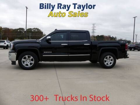 2016 GMC Sierra 1500 for sale at Billy Ray Taylor Auto Sales in Cullman AL