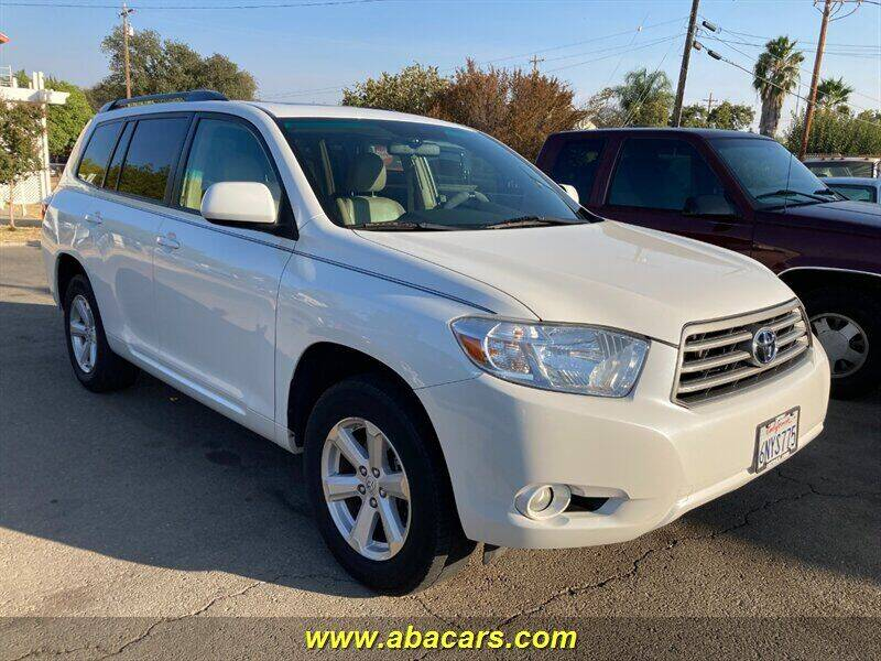 2010 Toyota Highlander for sale at About New Auto Sales in Lincoln CA