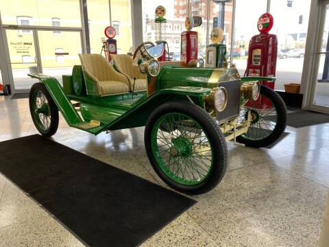 1910 Ford Model T for sale at Klemme Klassic Kars in Davenport IA