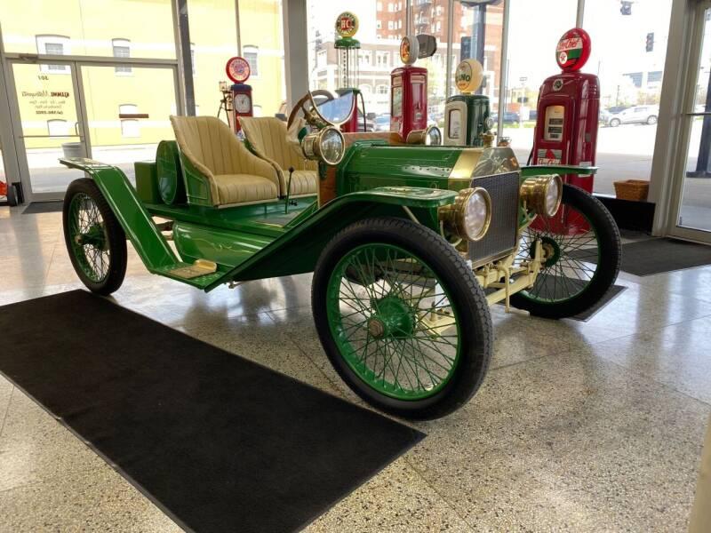 1910 Ford Model T for sale at Klemme Klassic Kars in Davenport IA