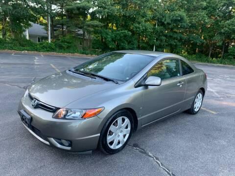 2008 Honda Civic for sale at Pristine Auto in Whitman MA