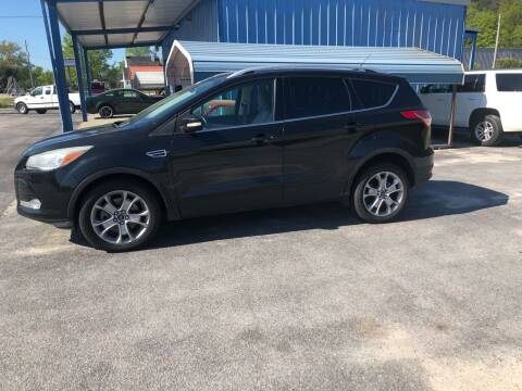 2014 Ford Escape for sale at Mac's Auto Sales in Camden SC