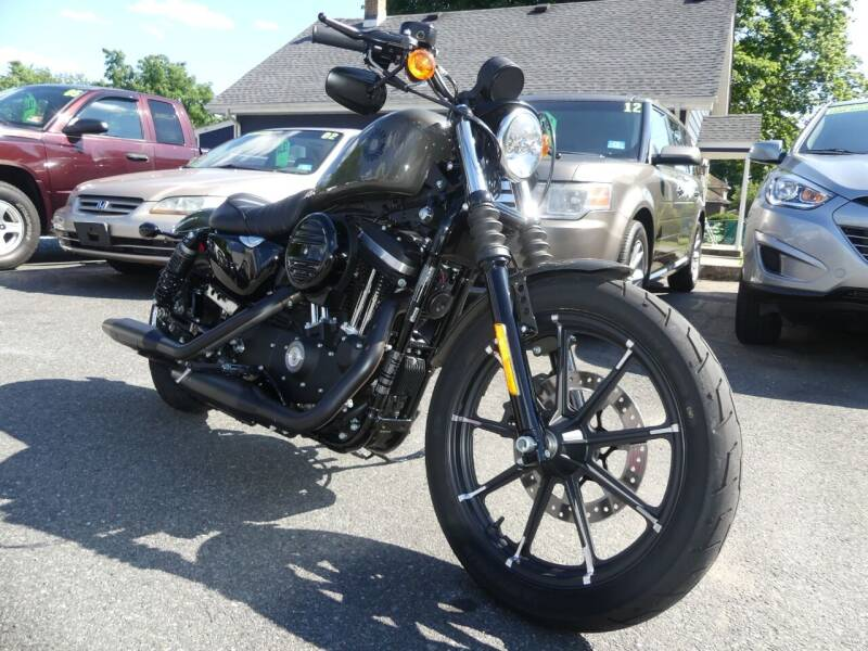 2019 Harley-Davidson Iron 883 (Sportster) for sale at P&D Sales in Rockaway NJ