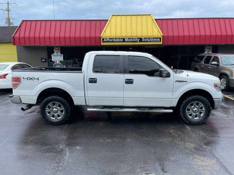 2014 Ford F-150 for sale at Affordable Mobility Solutions, LLC - Standard Vehicles in Wichita KS