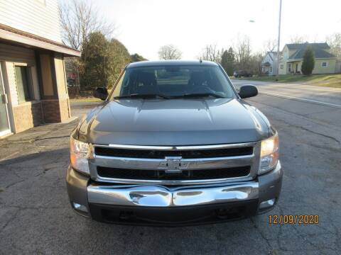 2007 Chevrolet Silverado 1500 for sale at Settle Auto Sales TAYLOR ST. in Fort Wayne IN