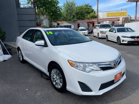 2014 Toyota Camry for sale at TOP SHELF AUTOMOTIVE in Newark NJ
