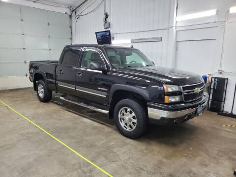2006 Chevrolet Silverado 1500HD for sale at McMinnville Auto Sales LLC in Mcminnville OR