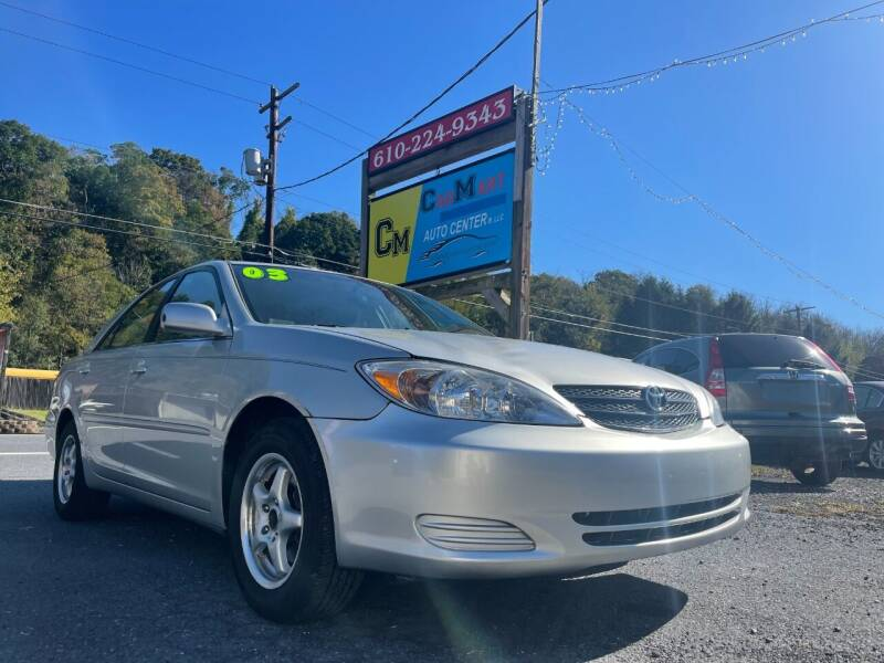2003 Toyota Camry for sale at Walnutport Carmart in Walnutport PA