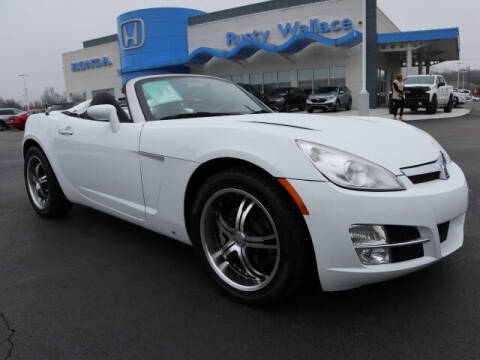 2007 Saturn SKY for sale at RUSTY WALLACE HONDA in Knoxville TN