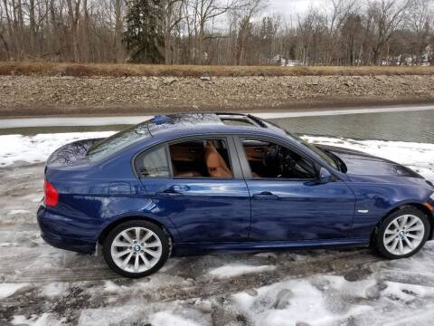 2011 BMW 3 Series for sale at Auto Link Inc in Spencerport NY