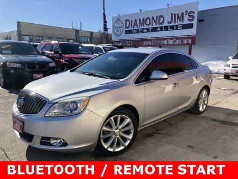 2012 Buick Verano for sale at Diamond Jim's West Allis in West Allis WI