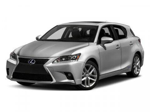 2017 Lexus CT 200h for sale at Auto Finance of Raleigh in Raleigh NC