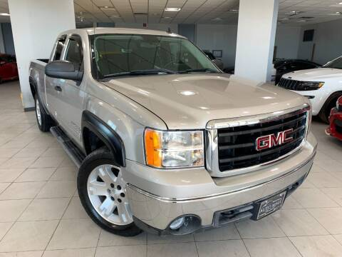 2008 GMC Sierra 1500 for sale at Auto Mall of Springfield in Springfield IL