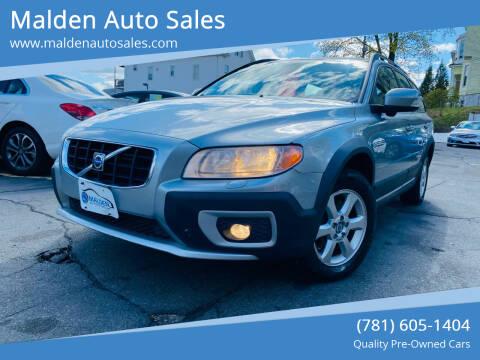 2008 Volvo XC70 for sale at Malden Auto Sales in Malden MA