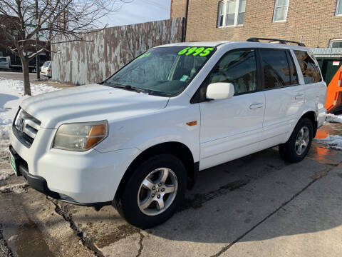 2006 Honda Pilot for sale at Barnes Auto Group in Chicago IL