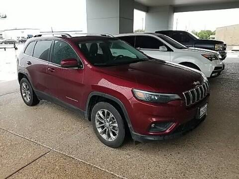 2019 Jeep Cherokee for sale at Jerry's Buick GMC in Weatherford TX