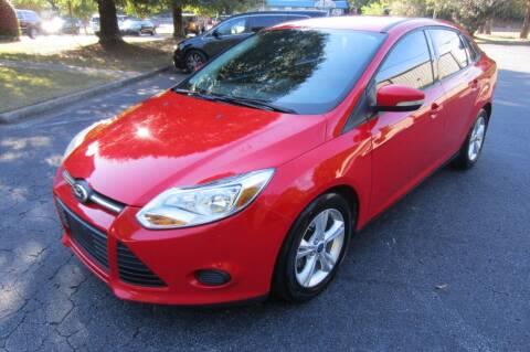 2013 Ford Focus for sale at Key Auto Center in Marietta GA