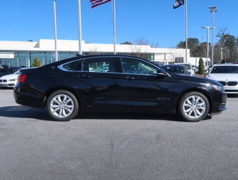 2019 Chevrolet Impala for sale at Southern Auto Solutions - BMW of South Atlanta in Marietta GA