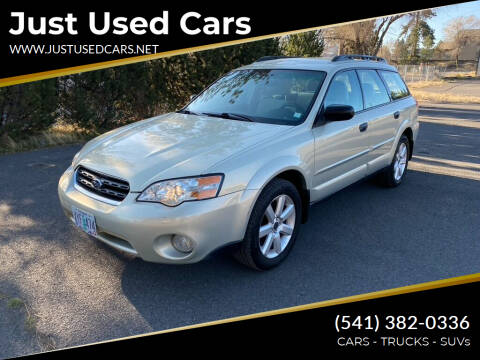 2006 Subaru Outback for sale at Just Used Cars in Bend OR