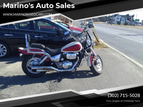 1998 Suzuki VZ800 for sale at Marino's Auto Sales in Laurel DE
