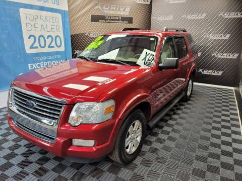 2008 Ford Explorer for sale at X Drive Auto Sales Inc. in Dearborn Heights MI