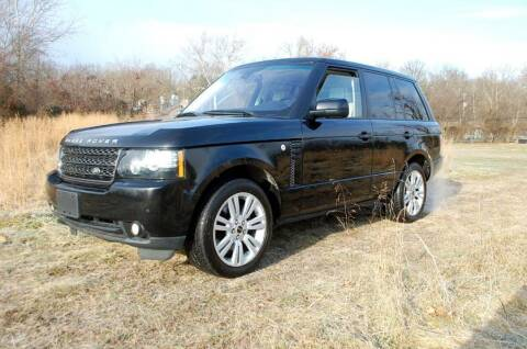 2012 Land Rover Range Rover for sale at New Hope Auto Sales in New Hope PA