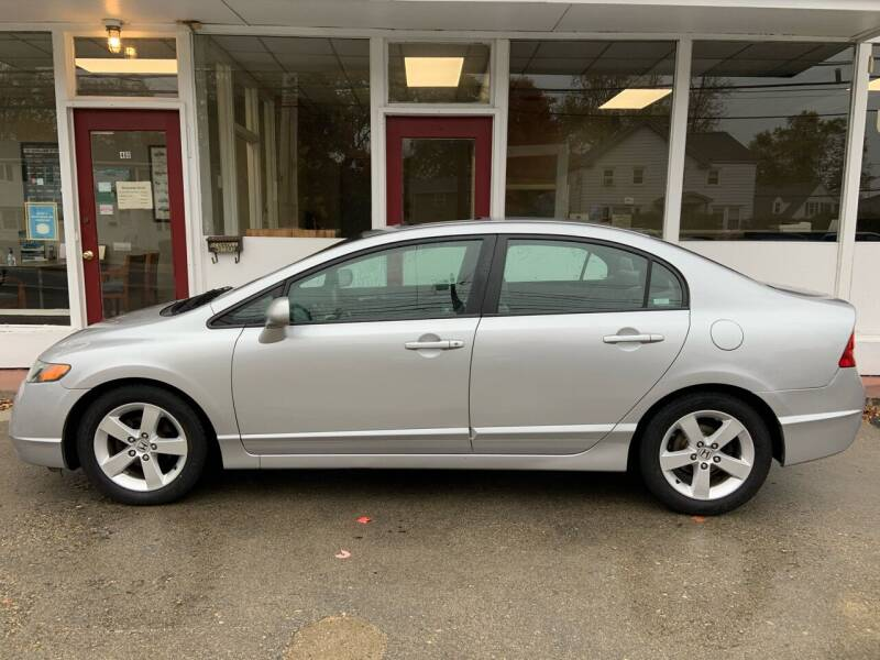 2007 Honda Civic for sale at O'Connell Motors in Framingham MA