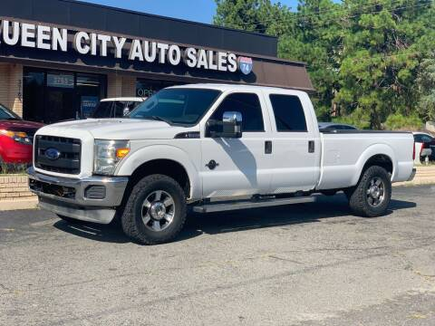 2013 Ford F-250 Super Duty for sale at Queen City Auto Sales in Charlotte NC