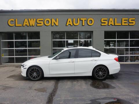 2014 BMW 3 Series for sale at Clawson Auto Sales in Clawson MI