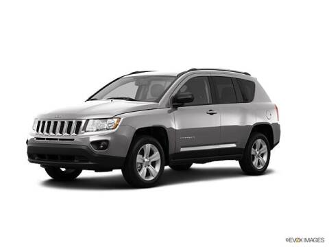 2013 Jeep Compass for sale at PATRIOT CHRYSLER DODGE JEEP RAM in Oakland MD