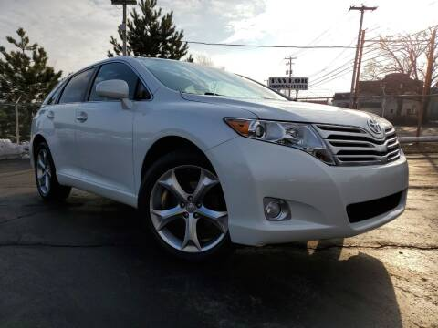 2012 Toyota Venza for sale at Dan Paroby Auto Sales in Scranton PA