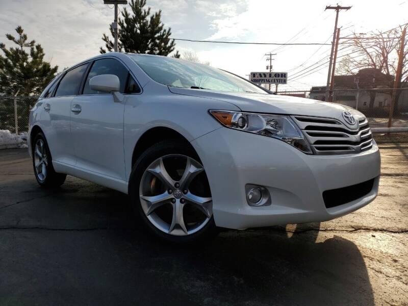 2012 Toyota Venza for sale at Dan Paroby Auto Sales in Scranton PA