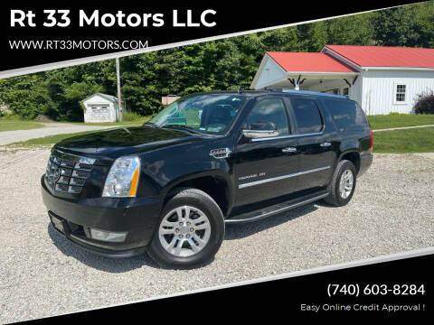 2011 Cadillac Escalade ESV for sale at Rt 33 Motors LLC in Rockbridge OH