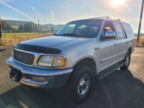 1997 Ford Expedition for sale at State Street Auto Sales in Centralia WA