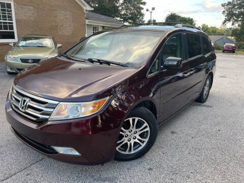 2012 Honda Odyssey for sale at Philip Motors Inc in Snellville GA