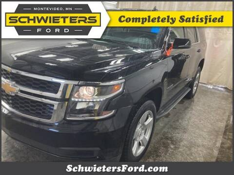 2018 Chevrolet Tahoe for sale at Schwieters Ford of Montevideo in Montevideo MN