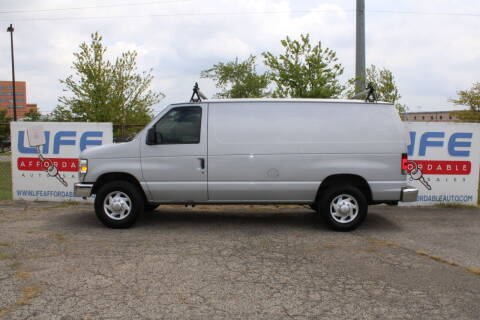 2008 Ford E-Series Cargo for sale at LIFE AFFORDABLE AUTO SALES in Columbus OH